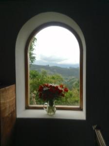 Una nueva ventana Casa Mojanda, Otavalo